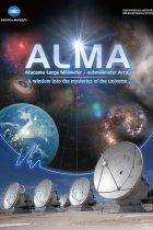 Цифровой Планетарий. Темная материя + АЛМА