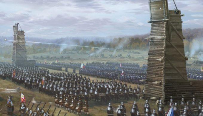 смотреть крепость щитом и мечом онлайн