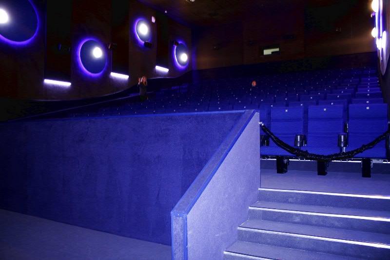 Кинотеатр Cinema de Lux