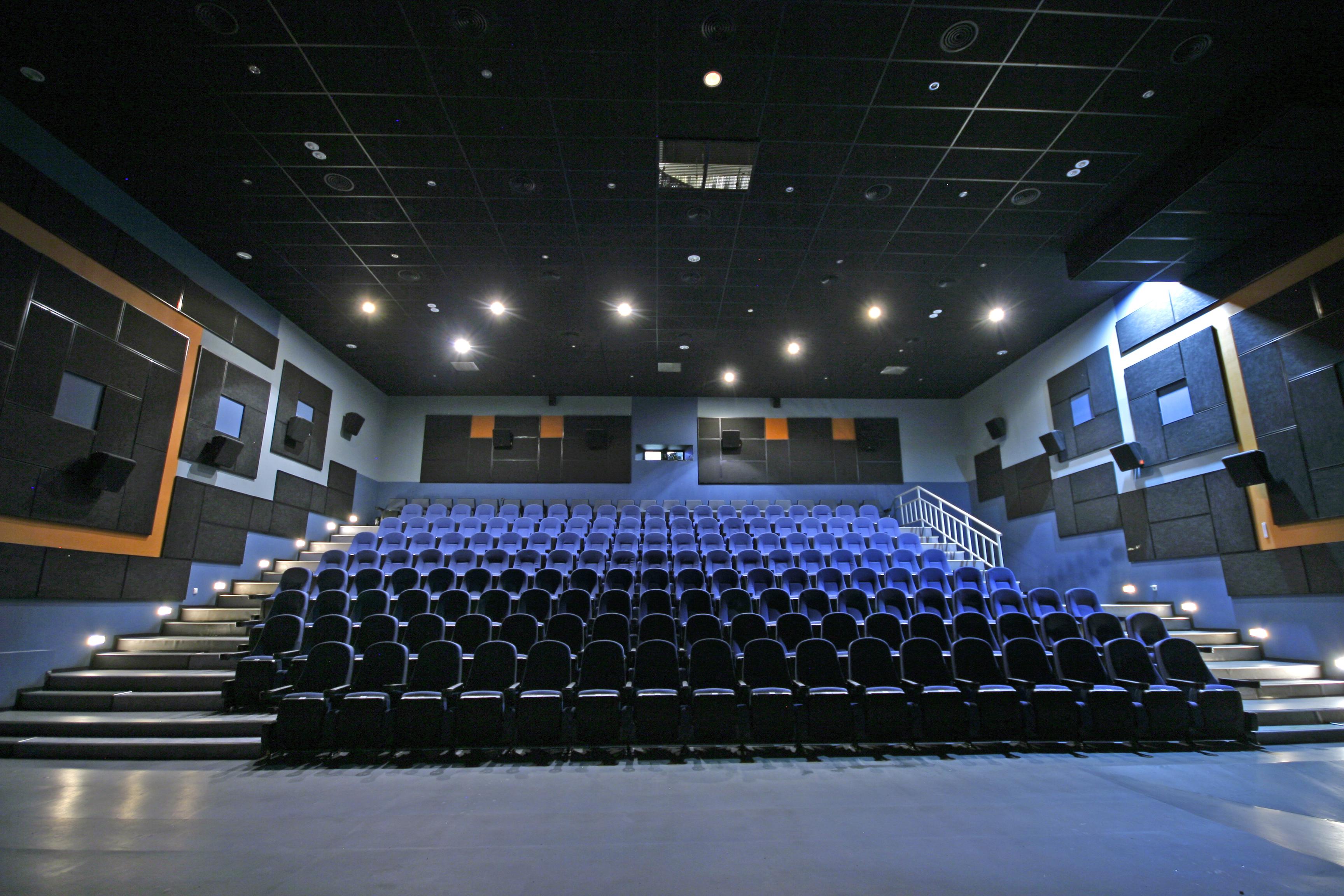 Кинотеатр «Формула Кино Ладога»