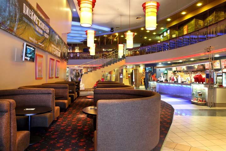 Кинотеатр «Люксор» в Отрадном