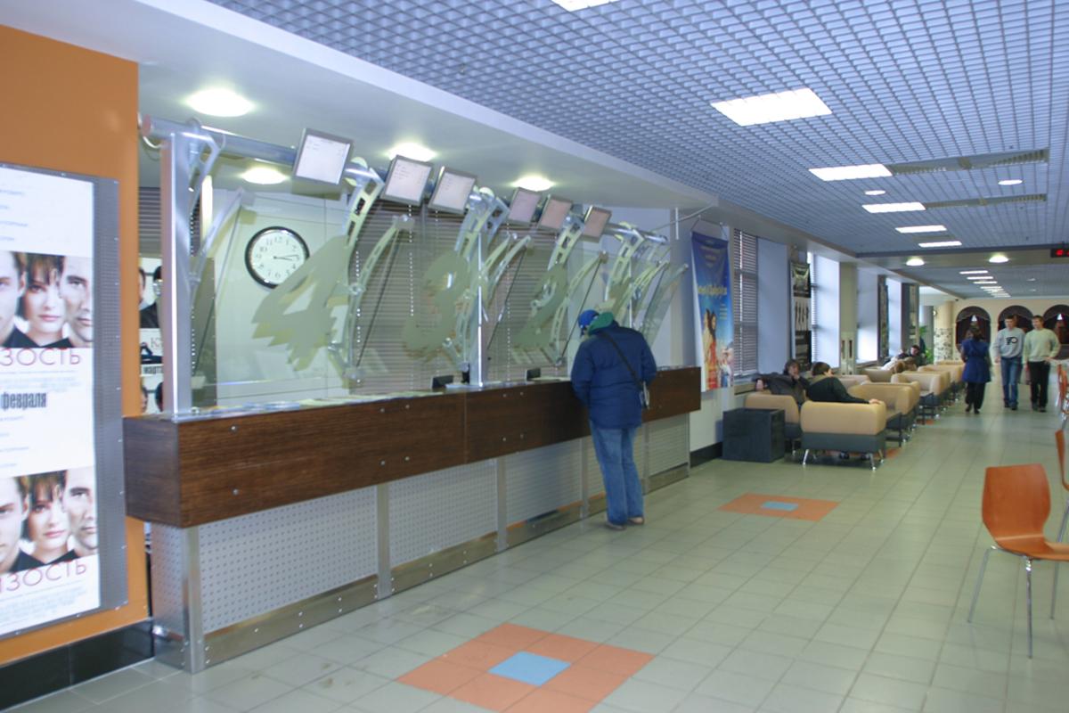 Кинотеатр «5 Звезд на Новокузнецкой»