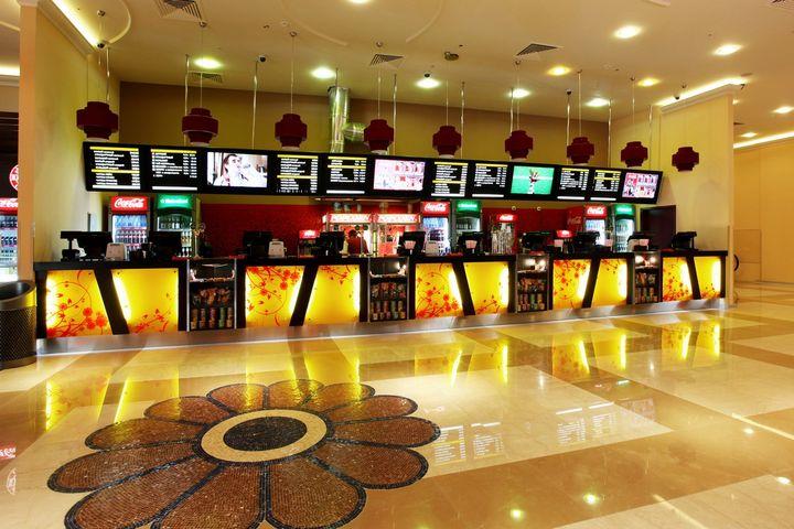 Кинотеатр «Люксор» в ТРЦ «Vegas»