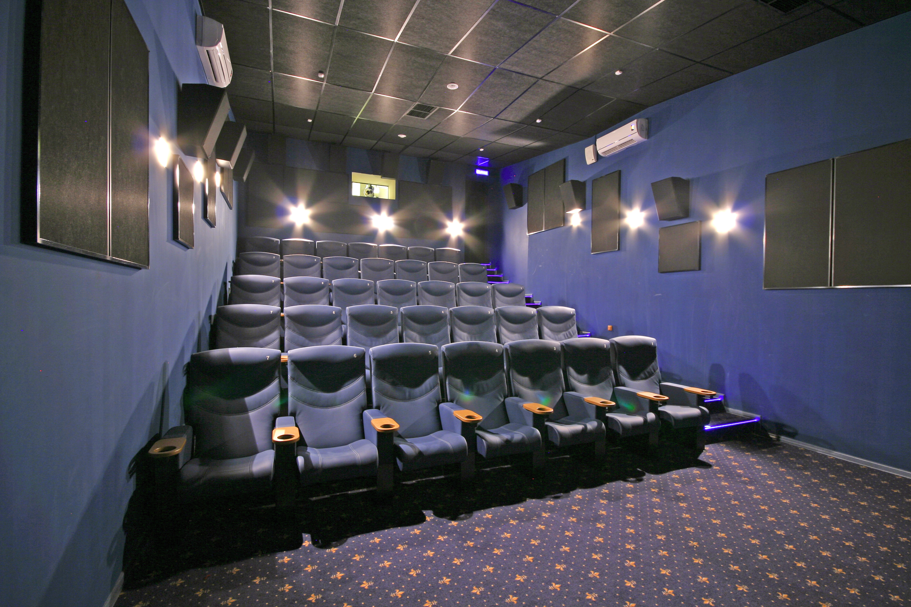 Кинотеатр «Формула Кино Горизонт»
