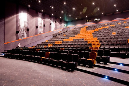 Kinostar New York в ТЦ «Мега Белая Дача»