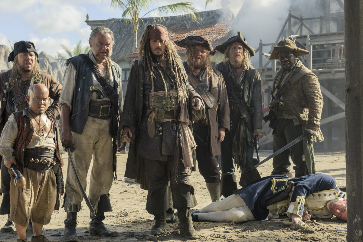 Film смотреть онлайн Пираты Карибского моря: Мертвецы не рассказывают сказки